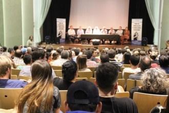 29 3 2016 Foro regional de concejales y consejeros escolares en el teatro municipal Ensenada (1)