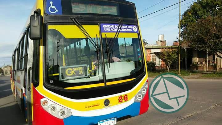 La línea 202 deberá readecuar los colectivos para personas con discapacidad motriz