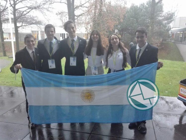 Estudiantes argentinos en Holanda