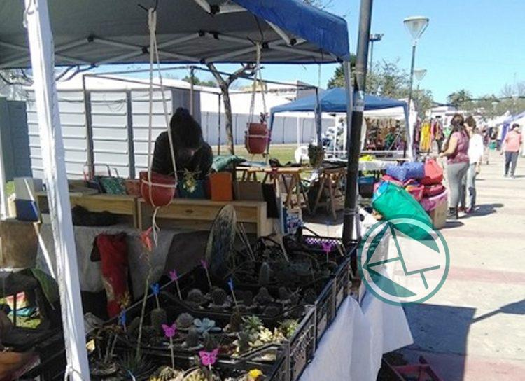 Se lleva hasta el lunes la Feria de Emprededores en Berisso