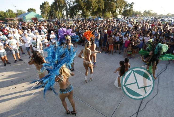 80 mil personas difrutaron de Punta Lara1