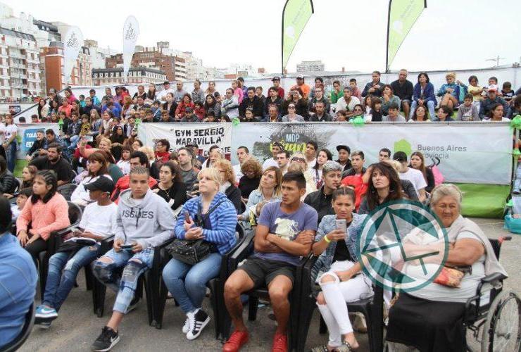 Boxeo solidario en Mar del Plata 08