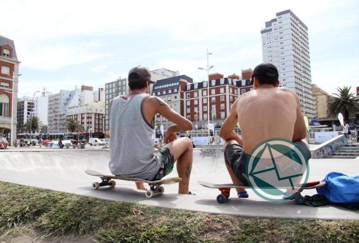 Bristol Skate Park 01