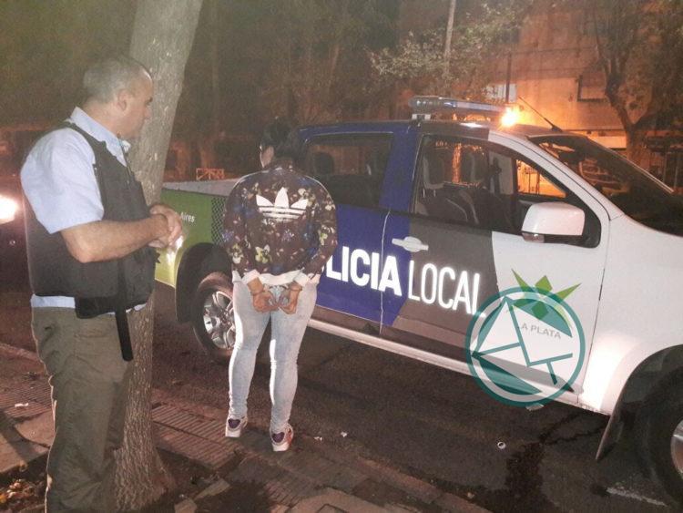 Dos detenidos por violencia de género en operativos en La Plata
