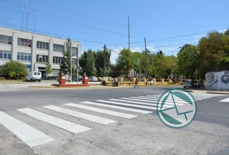demarcacion Avenida Montevideo dia 3