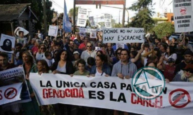 El Mapa de los Genocidas con Domiciliaria en la provincia de Buenos Aires