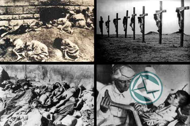 Conmemoración del 103º aniversario del Genocidio Armenio