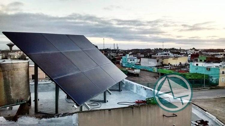 Secco ante el tarifazo electrico instalará paneles solares en edificios municipales