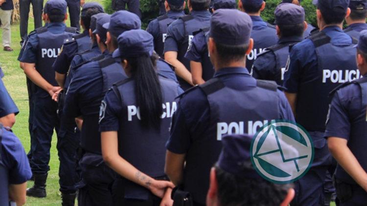Encuentran cocaína oculta en chalecos de la policía bonaerense