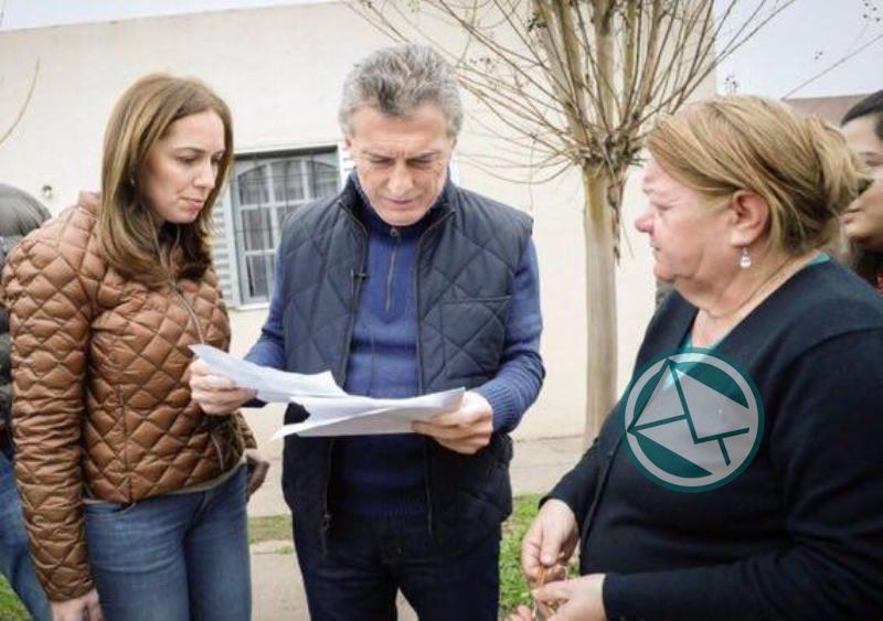 Timbreo Nacional: Macri y Vidal por Luján