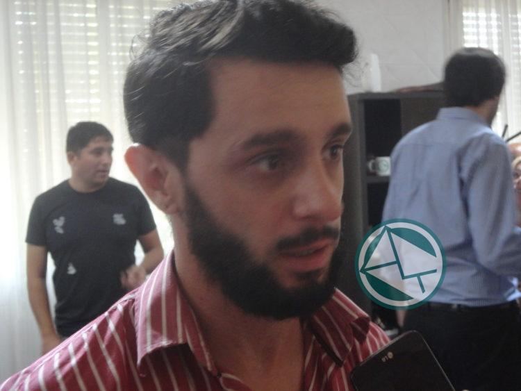 El edil PRO Lucas Leonio fue denunciado Penalmente por Violación de los Deberes de Funcionario Público