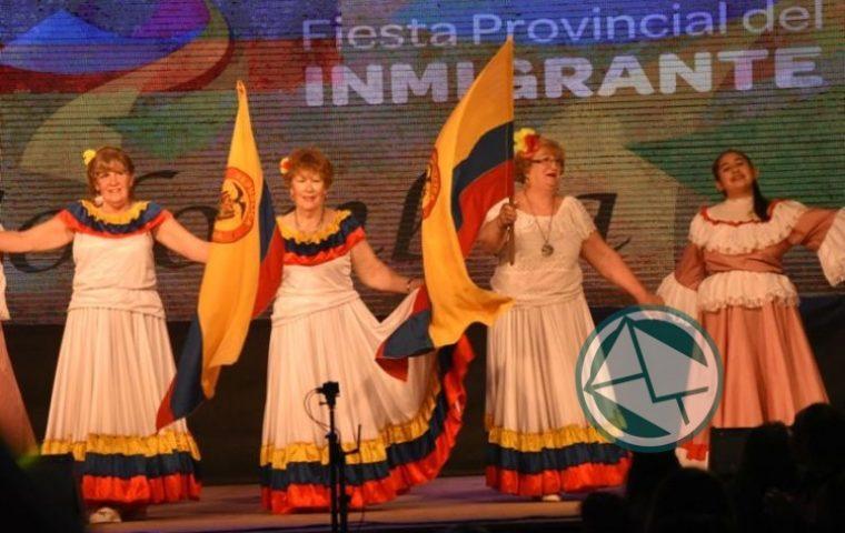 Fiesta Provincial del Inmigrante 2018 Berisso 02