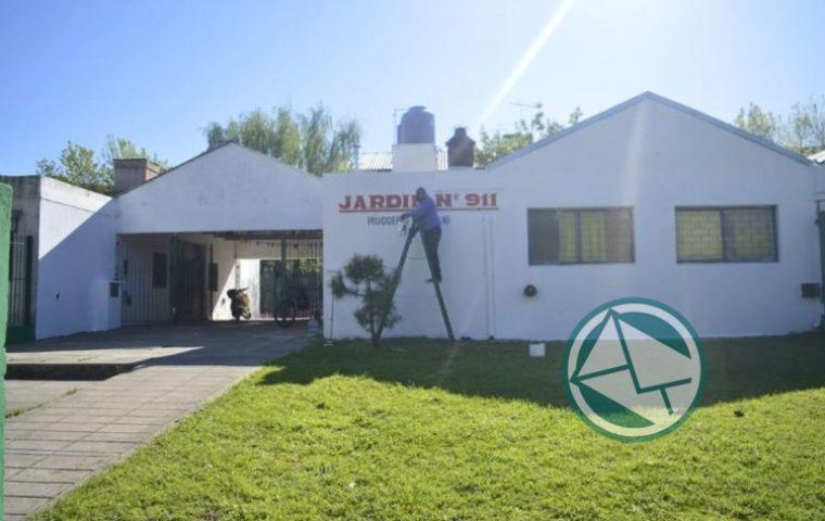 Mantenimiento de establecimientos educativos en Ensenada2