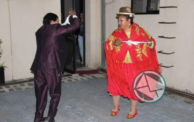 muestra sobre Bolivia 1