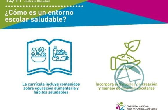 Coalición para la Prevención de la Obesidad Infantil en NNyA 1