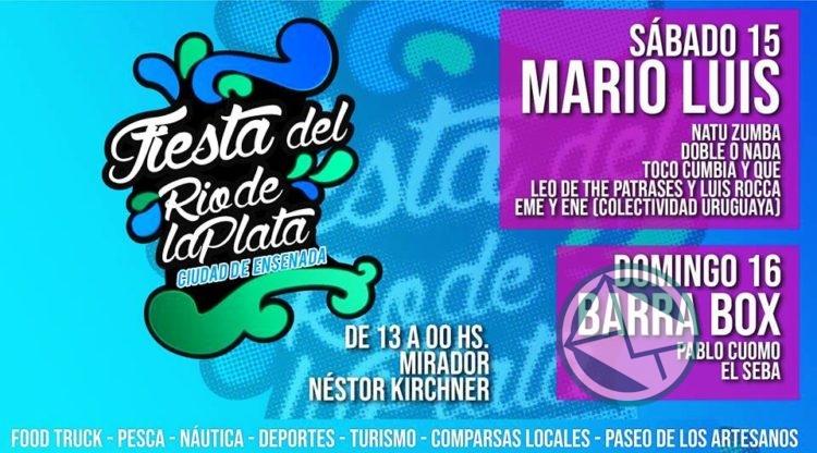Llega la fiesta del Río de la Plata en Punta Lara
