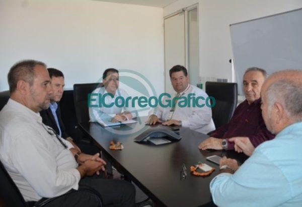 Nueva reunión entre Jorge Nedela y el CEO de TecPlata 3