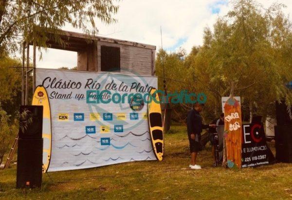 Berisso sede de la primera competencia de Stand Up Paddle 4