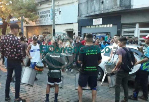 La facción del Movimiento Evita de Moli Mareco inauguró local y ratificó su acompañamiento a Mincarelli 01