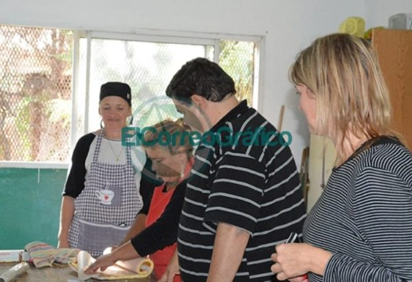 Nedela visitó el CIC de Barrio Obrero y participó de las distintas actividades 4