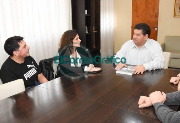 Nedela recibió a Joaquín Inama quien representará al país en la Olimpiada Internacional de Matemática 1