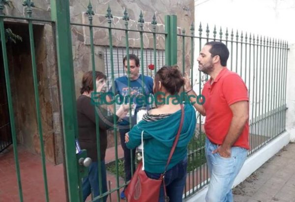 Mincarelli caminó con su propuesta electoral por El Camen 05