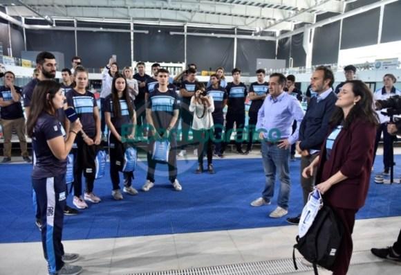 Más de 200 estudiantes representarán al país en los juegos universitarios internacionales 10