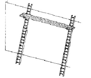 eLCOSH : Ladder Jack Scaffolds
