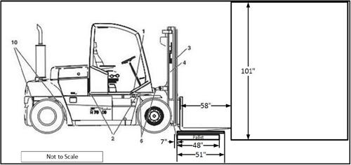 Toyota 8fgu32 Forklift Parts Diagram. Toyota. Auto Wiring