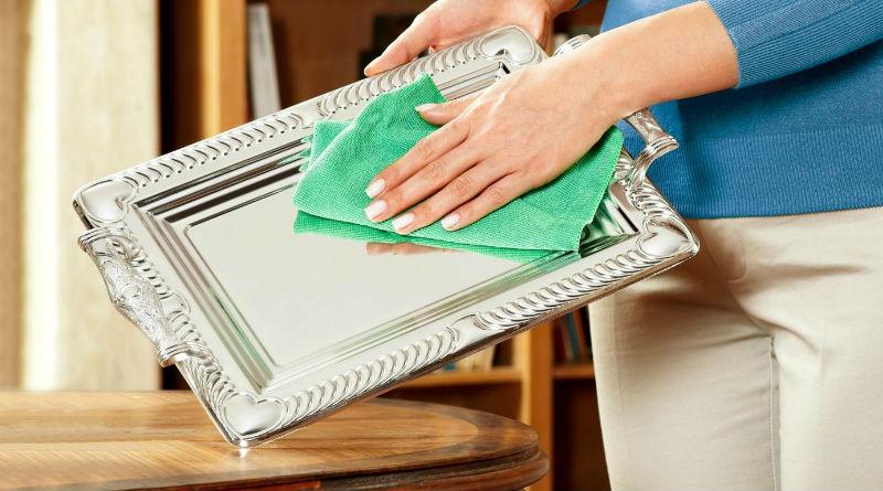 Como Limpiar La Plata  Los Mejores Trucos Caseros
