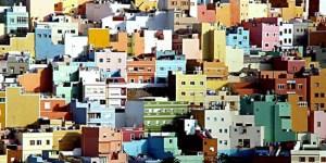 Casas de San Juan en Las Palmas de Gran Canaria
