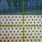 Cortar las telas de patchwork