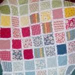 Proyecto 4: Rag quilt o colcha deshilachada