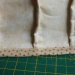 Proyecto 5: Estuche de cuatro bolsillos (y V)