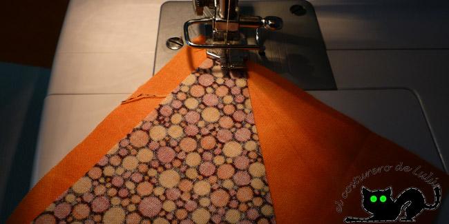 Nos vamos a la máquina de coser