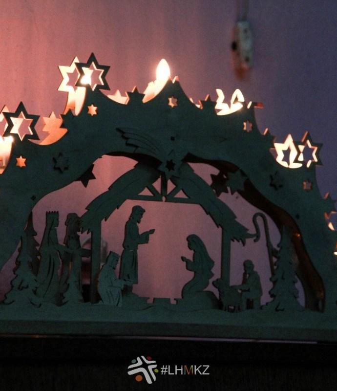 Рождество Талдыкорган