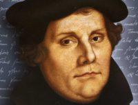 Мартин Лютер (слова, сказанные во время эпидемии бубонной чумы)