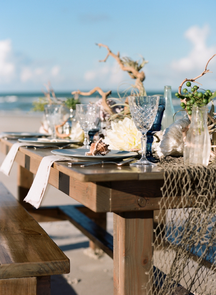 Natural Amp Eclectic Beach Wedding Ideas Every Last Detail