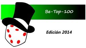 Be-Top-100 todo