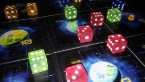 Rojo construye Estrella de la Muerte y consigue mate en 3.