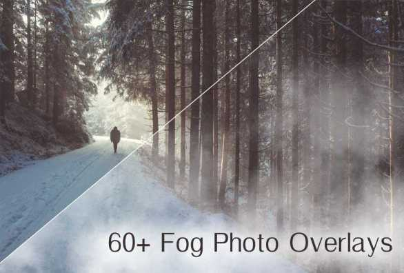 60+ Fog Photo Overlays-min