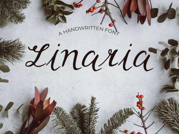 Linaria Font