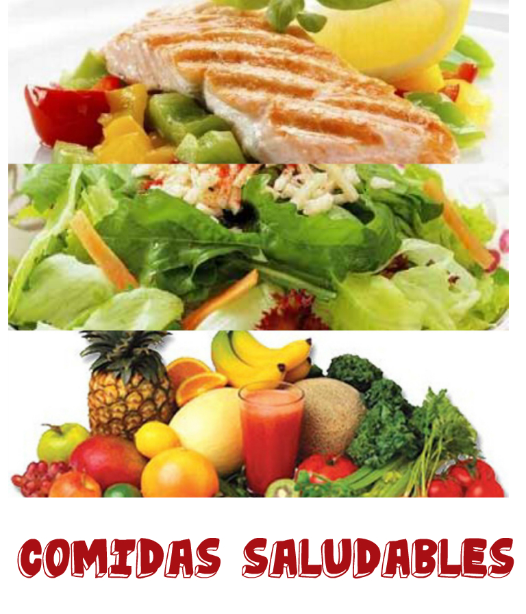 Como elegir comidas saludables for Comidas faciles y saludables