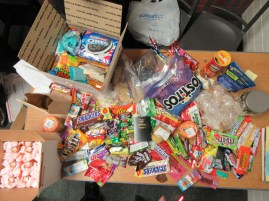All of our Junk food