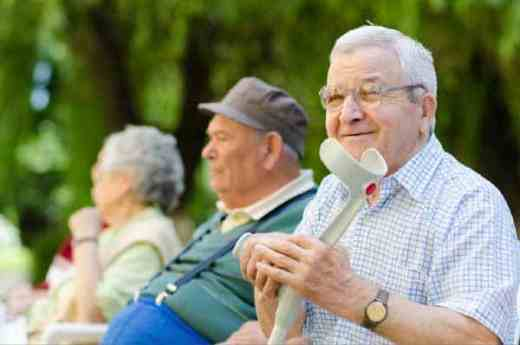elderly balance