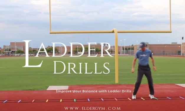 How to Improve Your Balance With Ladder Drills