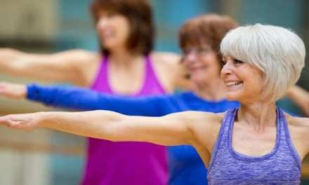 Exercise ROM After a Stroke For The Elderly