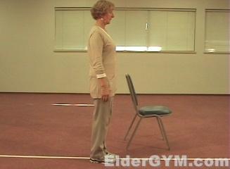 Senior And Elderly Balance Problems