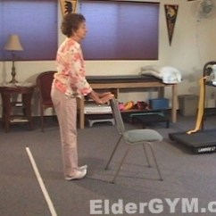 Chair Stand Exercise Hanging Swing Canada Ankle Stretches For Seniors
