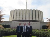 Elder TJ Ethington, Elder Dillen Clark, Elder Maxwell Wimmer